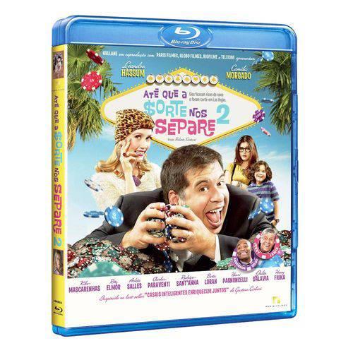 Blu-Ray - Até que a Sorte Nos Separe 2