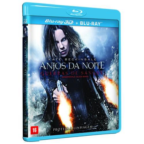 Blu-Ray + Blu-Ray 3D- Anjos da Noite 5: Guerras de Sangue