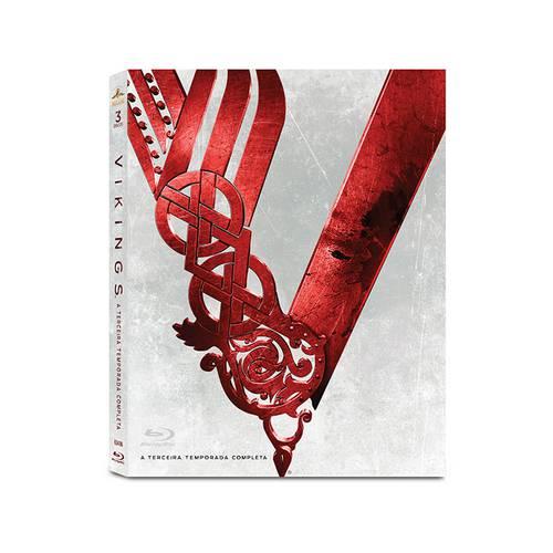 Blu-Ray Box - Vikings - 3ª Temporada
