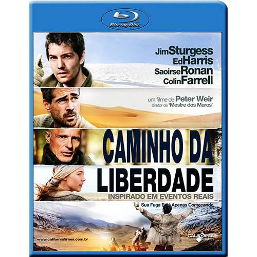 Blu-ray Caminho da Liberdade