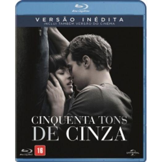 Blu-Ray Cinquenta Tons de Cinza