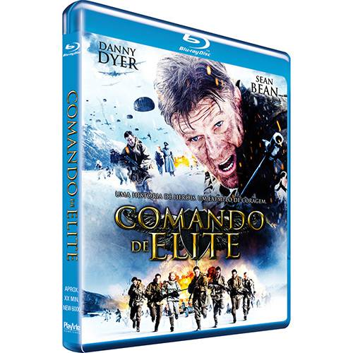 Blu-ray Comando de Elite