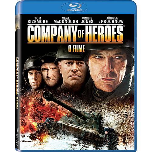Blu-Ray - Company Of Heroes: o Filme