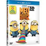 Blu-ray 3D Meu Malvado Favorito 2 (Blu-ray 3D + Blu-ray)