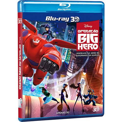 Blu-ray 3D - Operação Big Hero