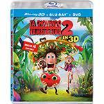 Blu-Ray 3D - Tá Chovendo Hamburguer 2 (Blu-Ray 3D+Blu-Ray+DVD)