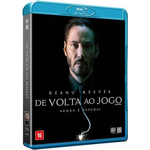 Blu-ray - de Volta ao Jogo