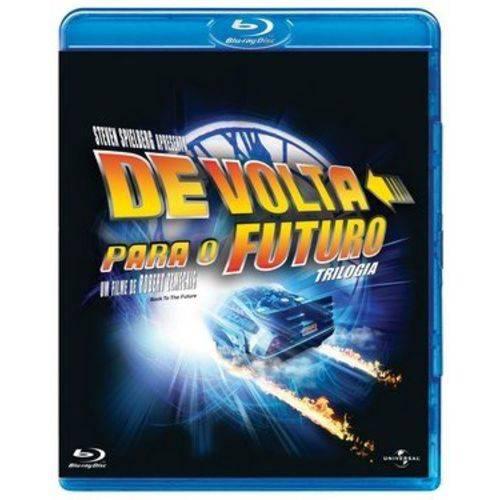 Blu-ray - de Volta para o Futuro - Coleção Completa
