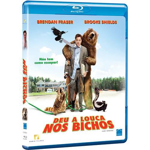 Blu-Ray Deu a Louca Nos Bichos