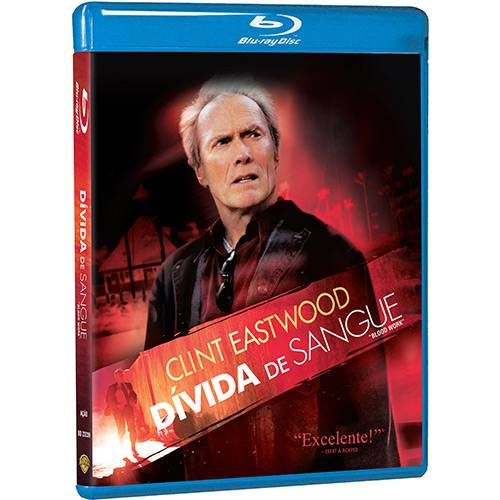 Blu-ray Dívida de Sangue