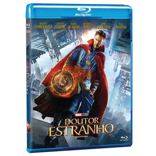 Blu-Ray - Doutor Estranho