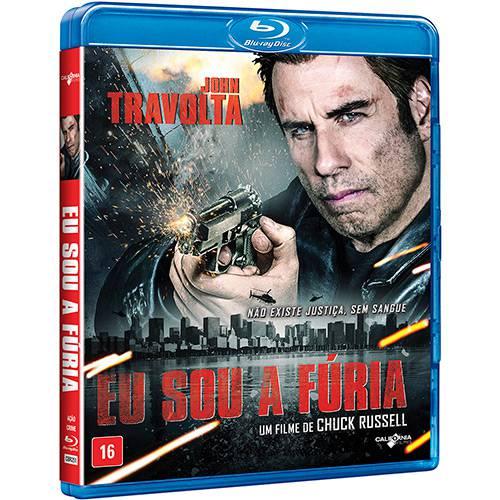 Blu-ray eu Sou a Fúria