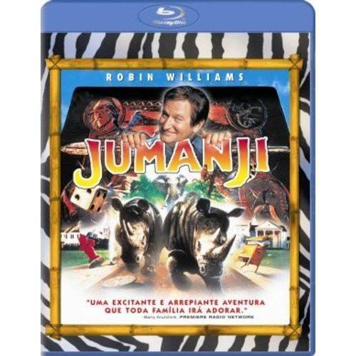 Blu-ray - Jumanji