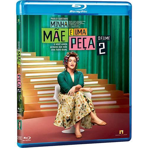 Blu-ray Minha Mãe é uma Peça 2