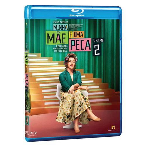 Blu-Ray - Minha Mãe é uma Peça 2