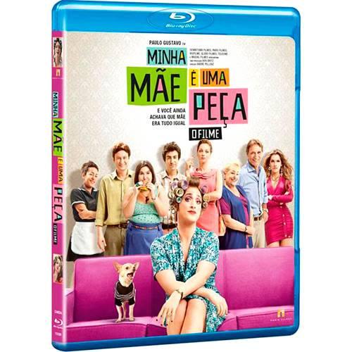 Blu-ray - Minha Mãe é uma Peça