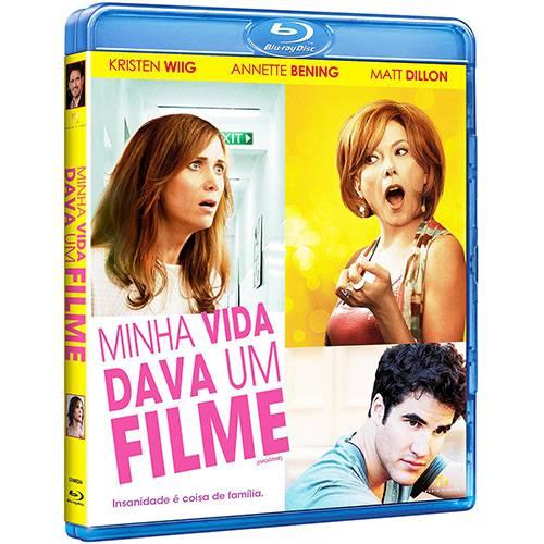 Blu-Ray - Minha Vida Dava um Filme