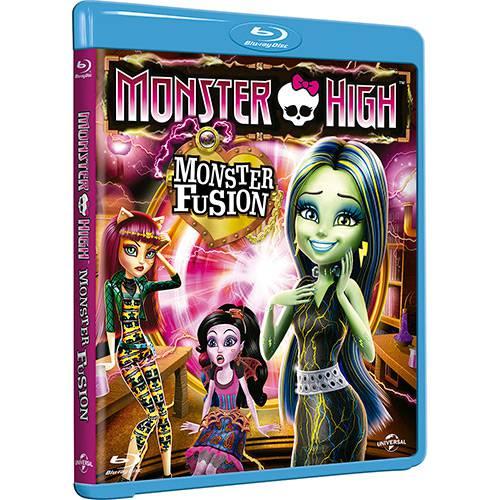 Blu-ray - Monster High - Monster Fusion