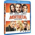 Blu-ray - Mortdecai - a Arte da Trapaça
