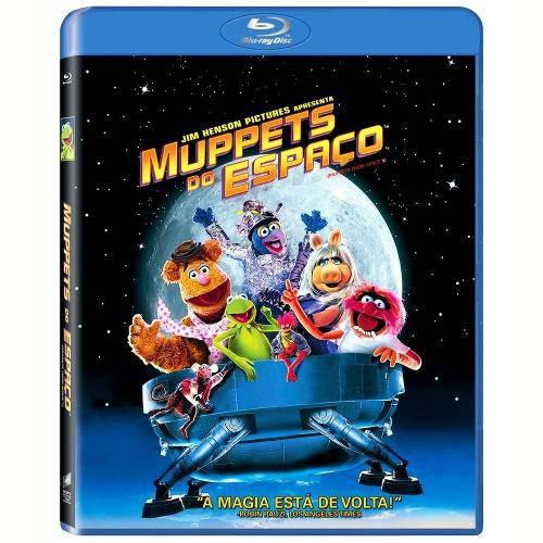 Blu-Ray - Muppets do Espaço