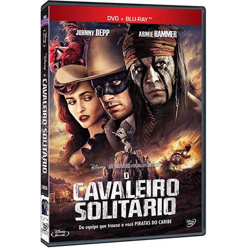 Blu-ray o Cavaleiro Solitário (Blu-ray + DVD)
