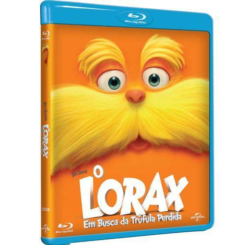 Blu-ray o Lorax - em Busca da Trúfula Perdida
