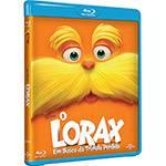 Blu-ray - o Lorax: em Busca da Trúfula Perdida