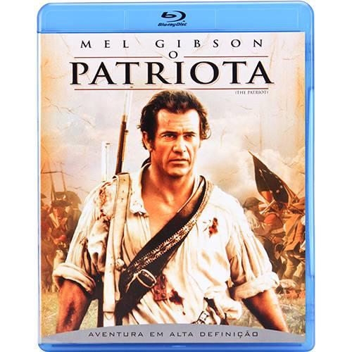 Blu-Ray o Patriota