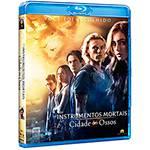 Blu-ray os Instrumentos Mortais - Cidade dos Ossos