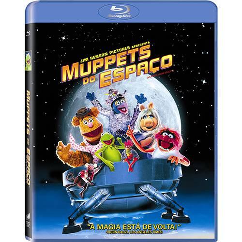 Blu-Ray os Muppets do Espaço