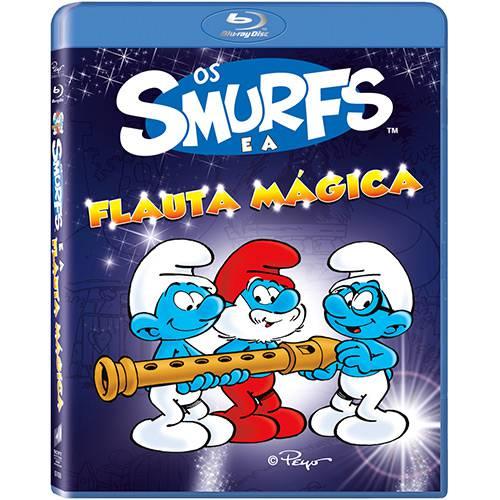 Blu-ray os Smurfs e a Flauta Mágica