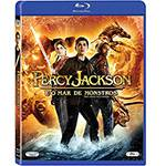 Blu-Ray - Percy Jackson e o Mar de Monstros
