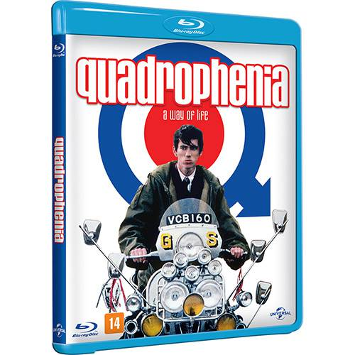 Blu-Ray - Quadrophenia