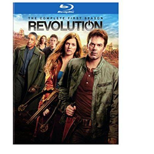 Blu-ray - Revolution - 1ª Temporada Completa