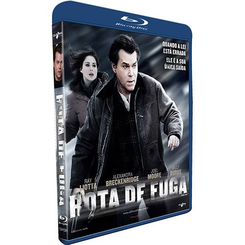 Blu-ray Rota de Fuga