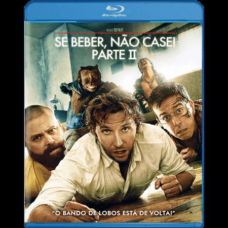 Blu-Ray se Beber não Case! 2