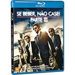 Blu-ray - se Beber, não Case! Parte III