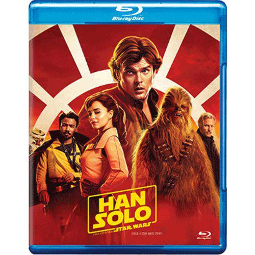 Blu-ray - Star Wars - Han Solo
