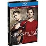 Blu-ray Supernatural - 6ª Temporada Completa (6 Discos)