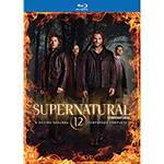 Blu-Ray - Supernatural: Sobrenatural 12ª Temporada Completa