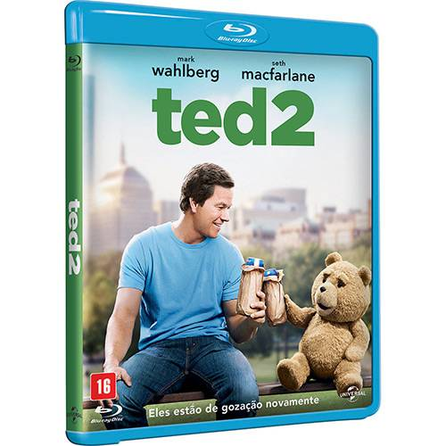 Blu-ray - Ted 2