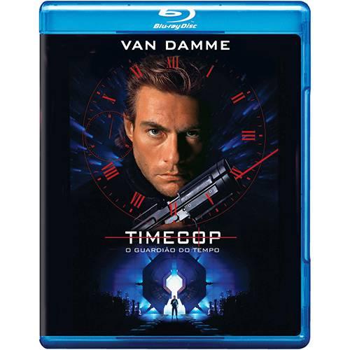 Blu-ray Timecop: o Guardião do Tempo