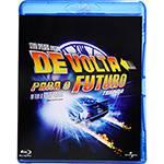 Blu-ray Trilogia de Volta para o Futuro