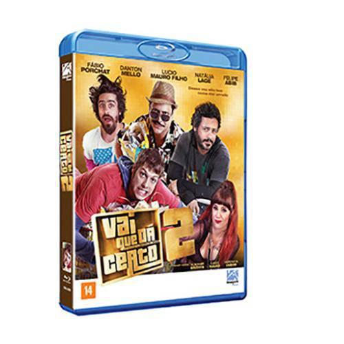 Blu-Ray - Vai que Dá Certo 2