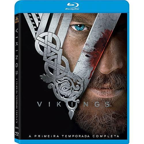 Blu-Ray - Vikings: 1ª Temporada (3 Discos)