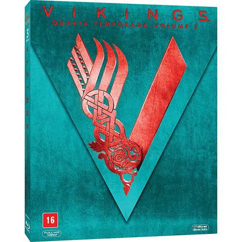 Blu-ray Vikings 4º Temporada (3 Discos)