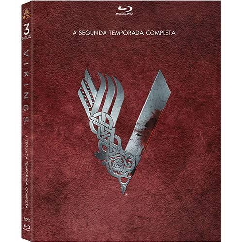Blu-ray - Vikings: a 2ª Temporada Completa (3 Discos)