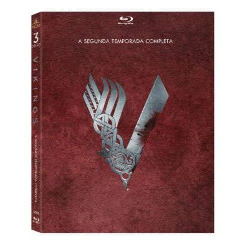 Blu-ray - Vikings - 2ª Temporada Completa
