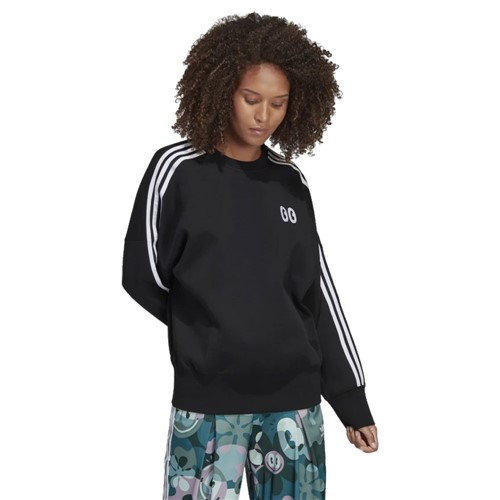 Blusa Adidas Originals Trefoil Feminina