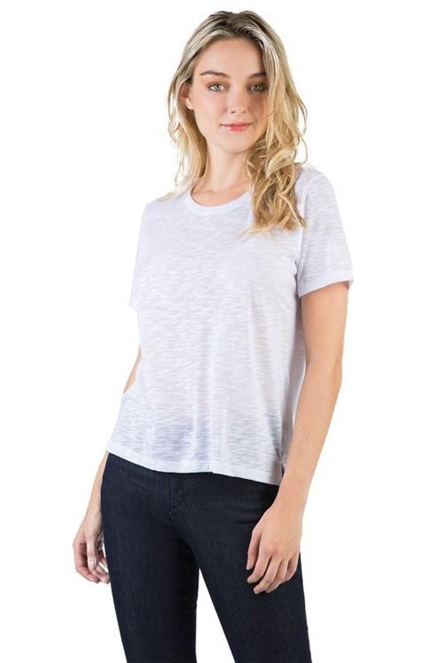 Blusa Básica Branco BRANCO/GG
